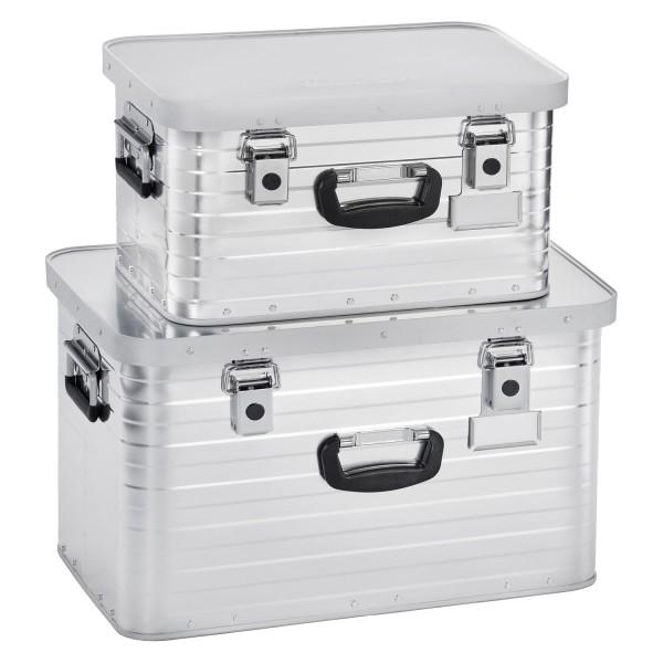 Alukisten-Set 29+63 Liter